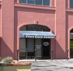 foot care center